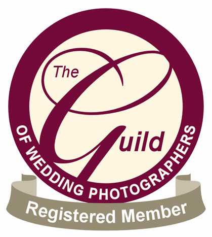 The Guild of wedding photographers logo