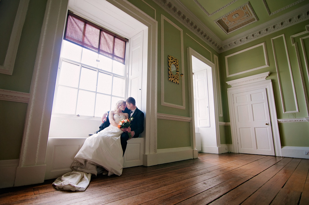 Sanita & Nerijus - Cusworth Hall weddings