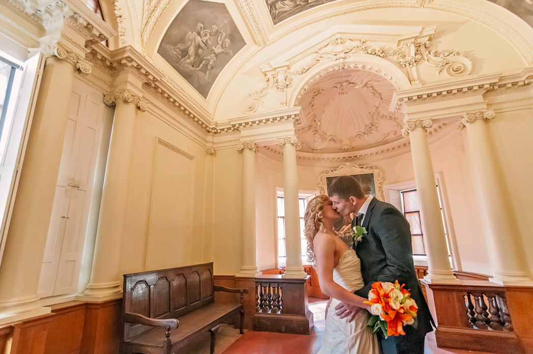 Sanita & Nerijus at Cusworth Hall
