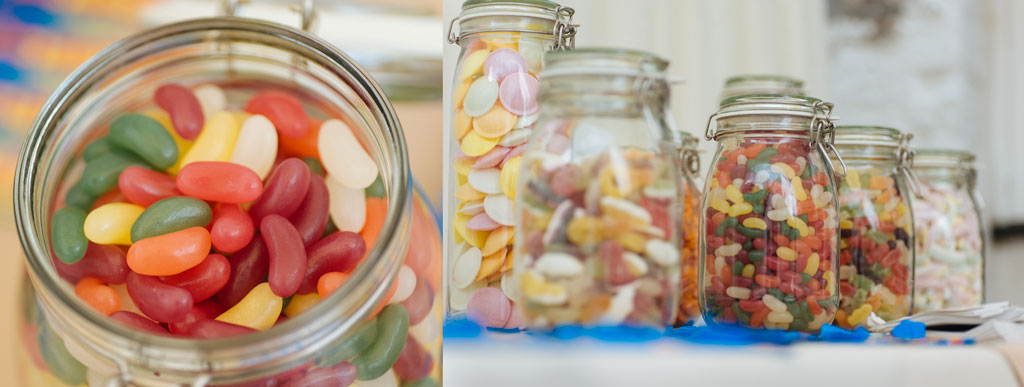 Wedding candy buffet at the White Horse Inn in Misson Nottinghamshire