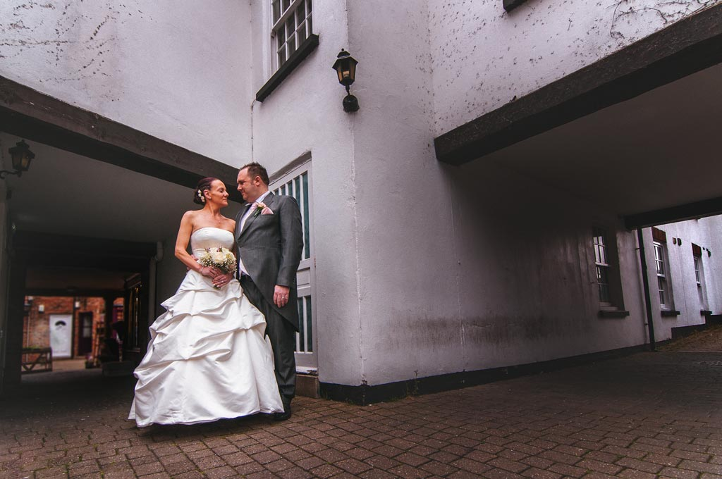 Wedding photography at The Red Lion in Epworth