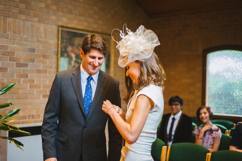 Doncaster register office wedding photography
