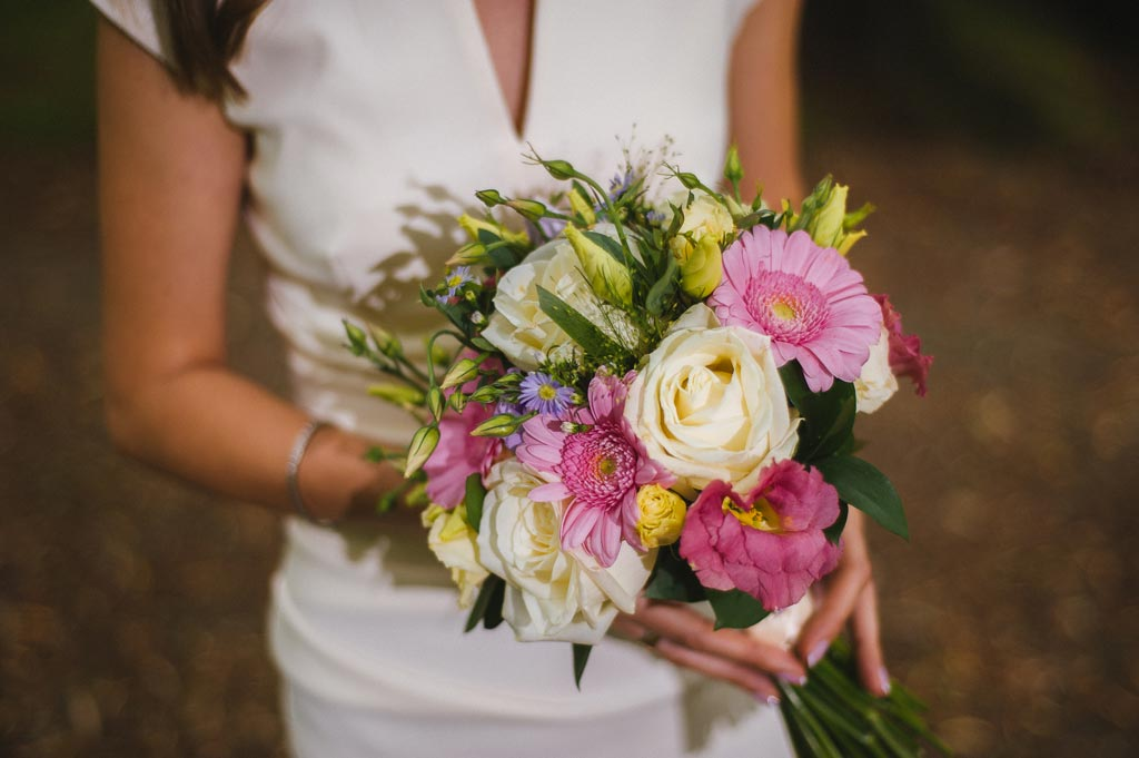 Wedding flowers by Tom Wood Florists Doncaster