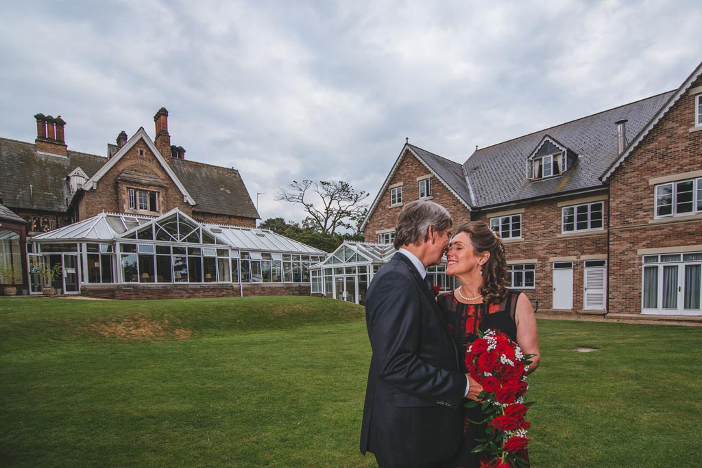 Wedding photographer The Parsonage Hotel in York