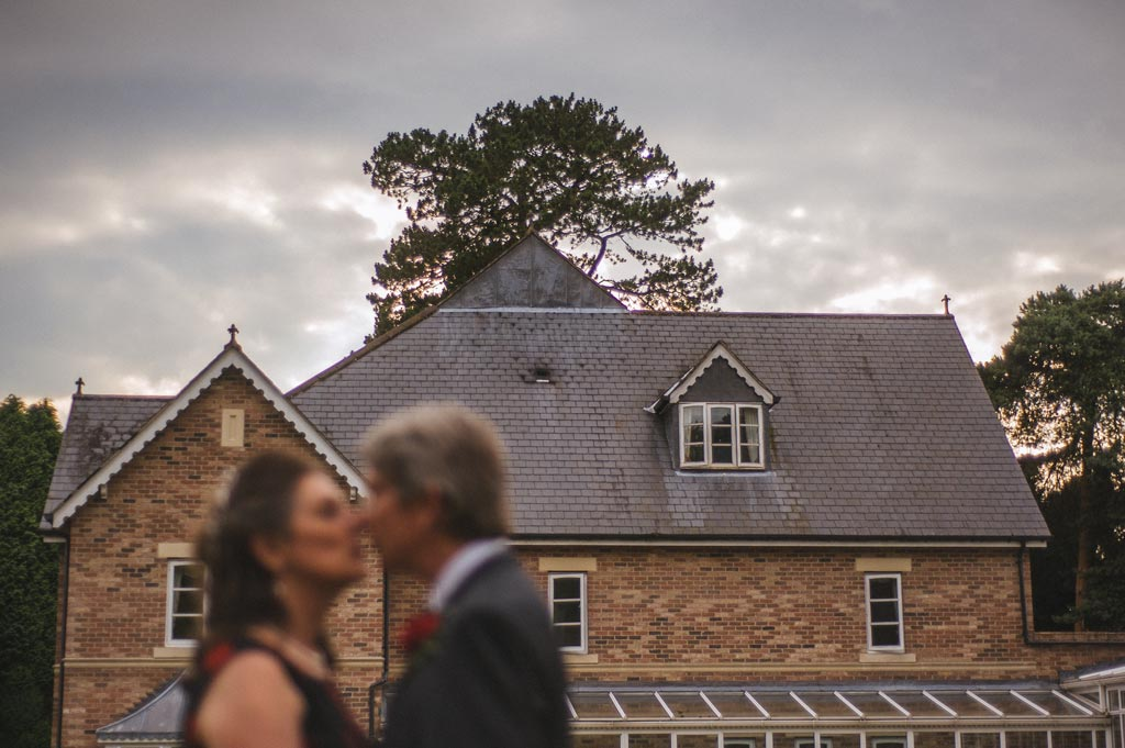 Wedding photography at The Parsonage Hotel in York