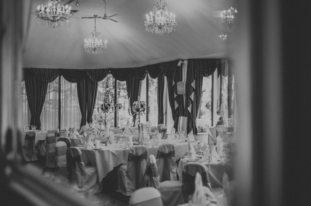 Wedding suite at The Parsonage Hotel York
