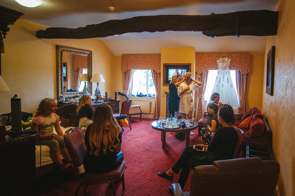 Wedding at Mount Pleasant Hotel Doncaster