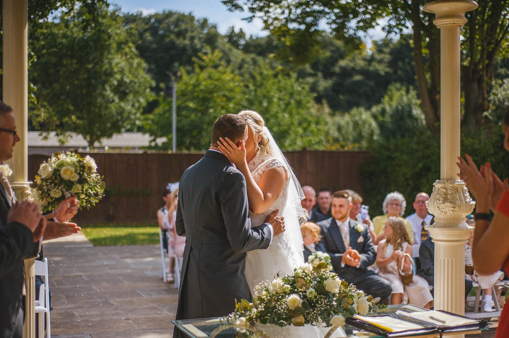 Mount Pleasant Hotel Doncaster wedding photographer