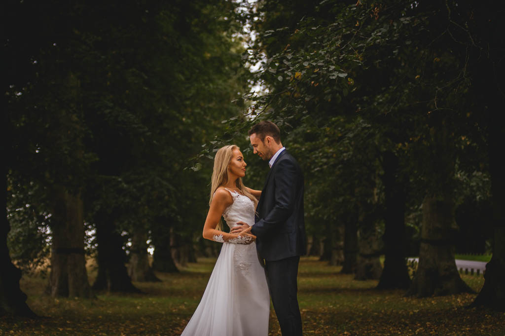 Wedding photography at Clumber Park in Worksop