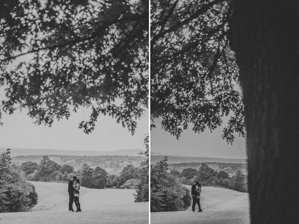 Norfolk park engagement photography