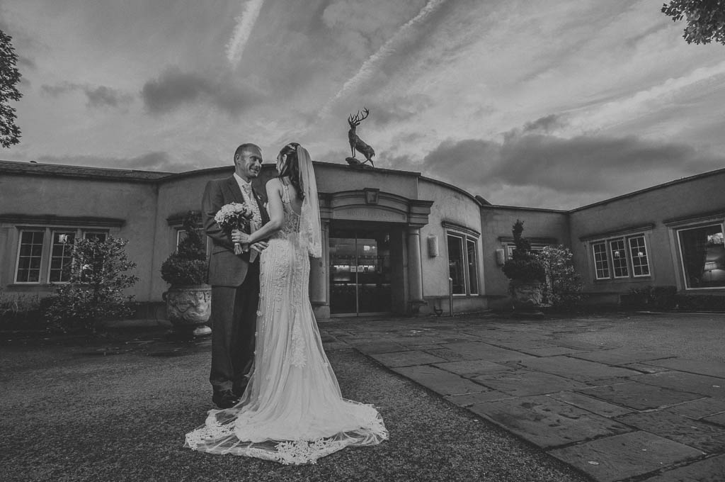 Wedding photography at Mount pleasant hotel Doncaster