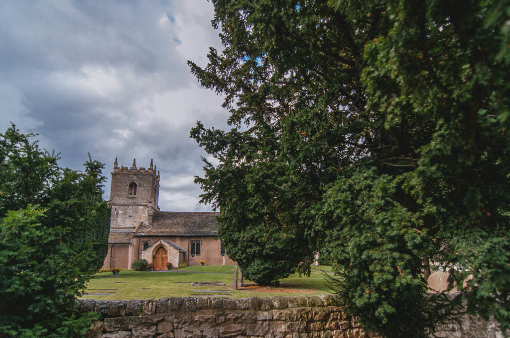 St WIlfred Church in Cantley, South Yorkshire