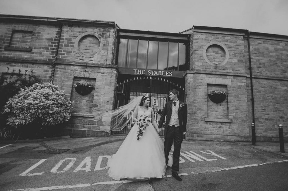 Wedding photography at High Melton in Doncaster