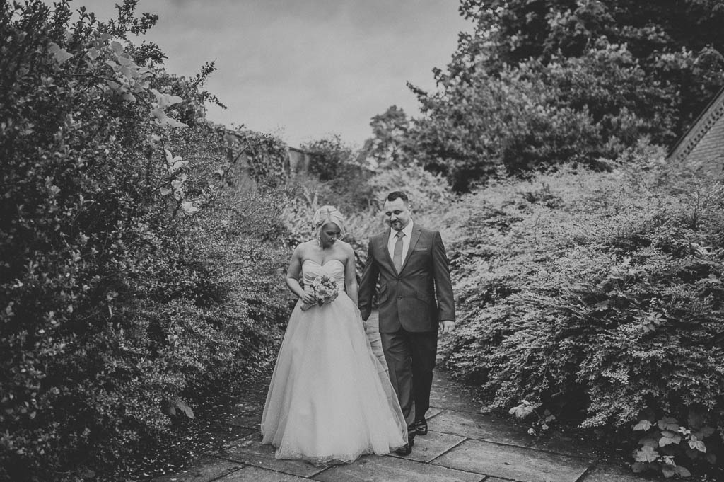 Intimate wedding Doncaster