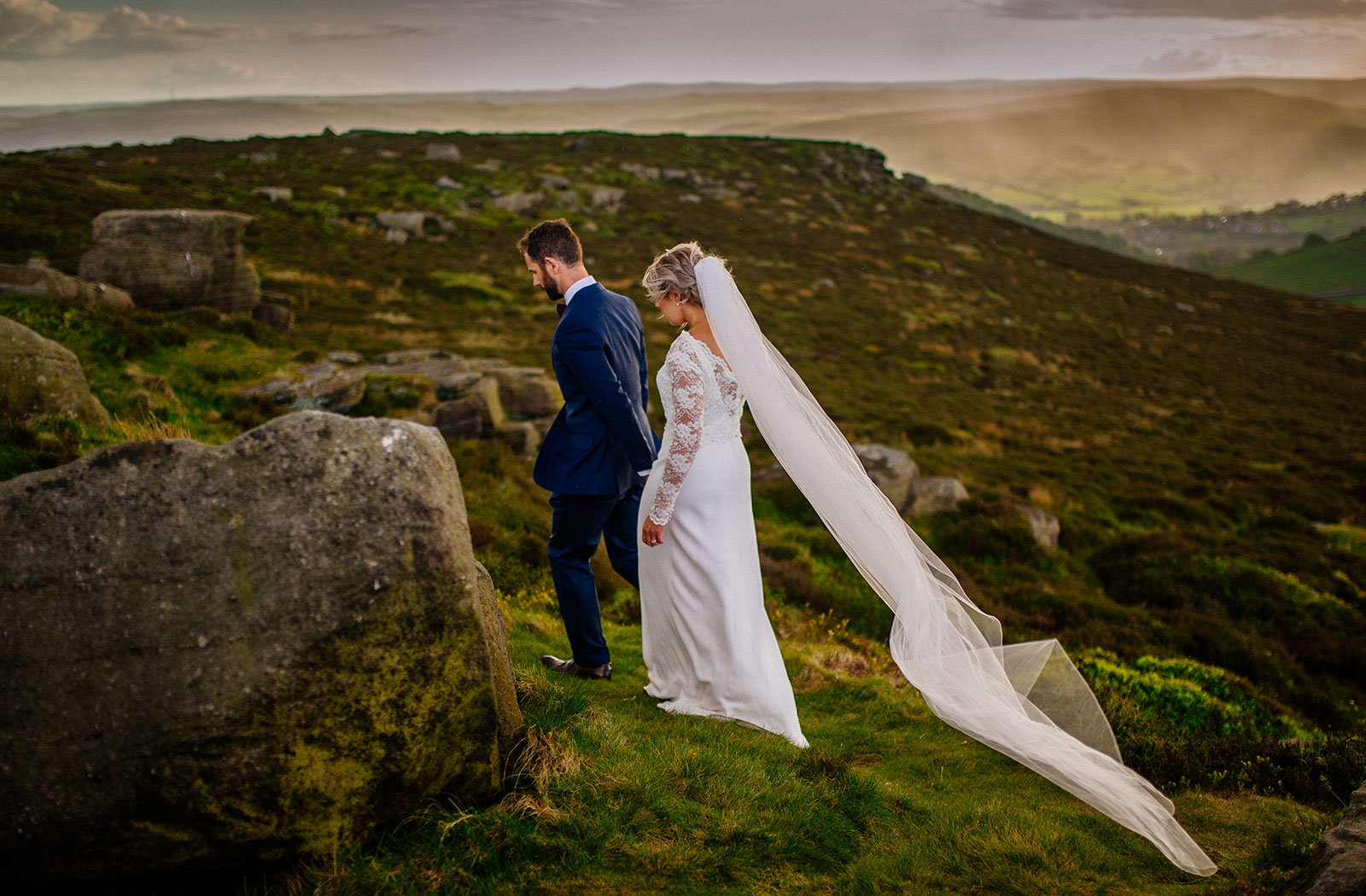 Yorkshire wedding photographers