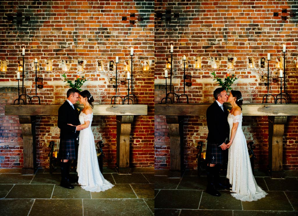 Barn wedding Nottinghamshire