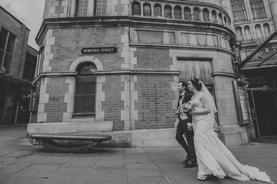 Sheffield wedding photography