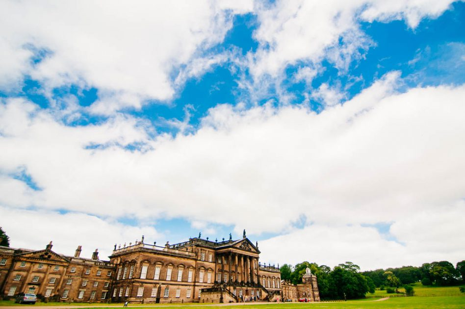 Wentworth Woodhouse in South Yorkshire