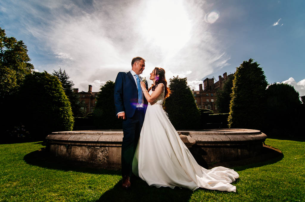 The Principal Hotel York wedding