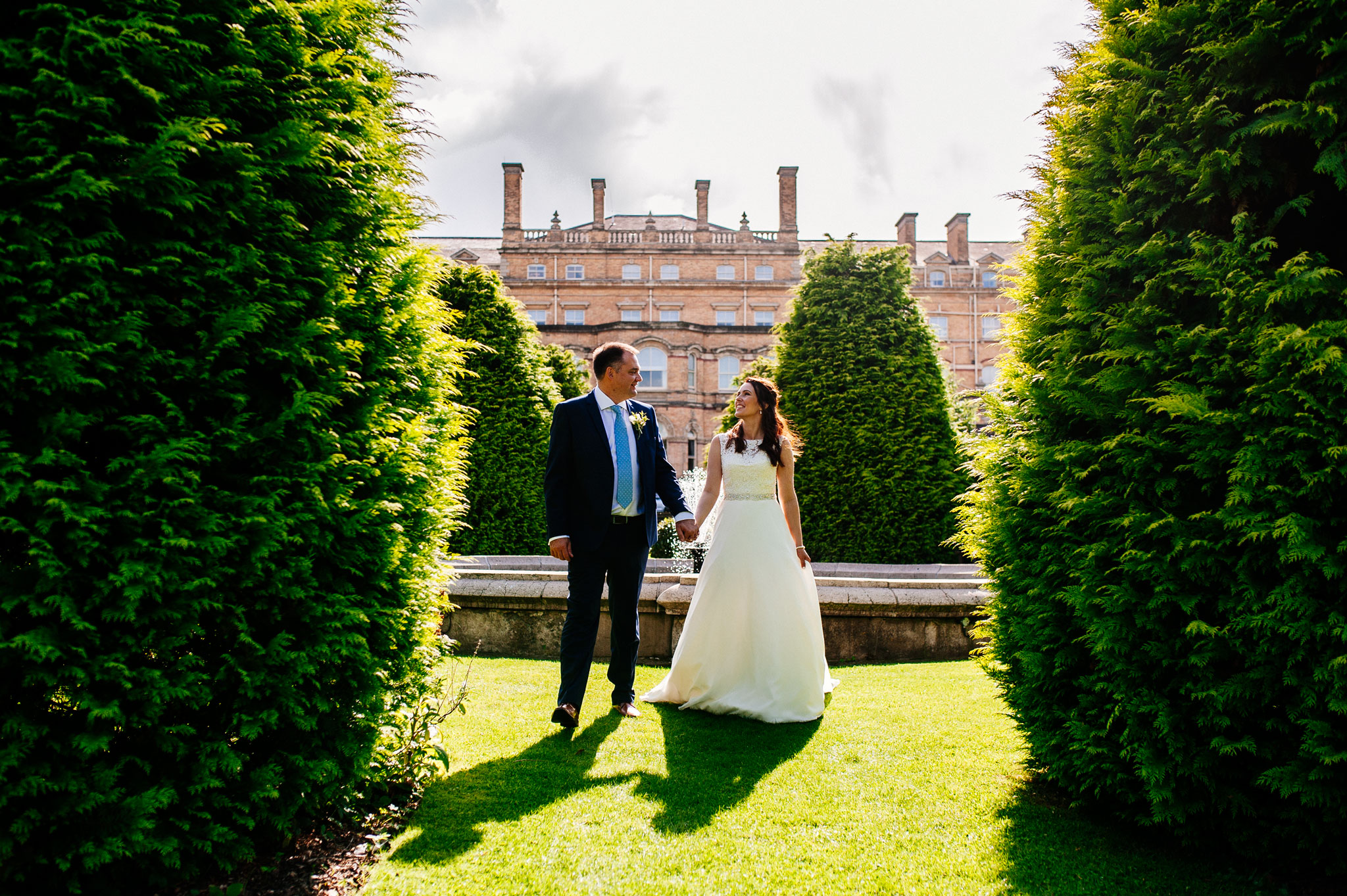 Principal Hotel York wedding photographer