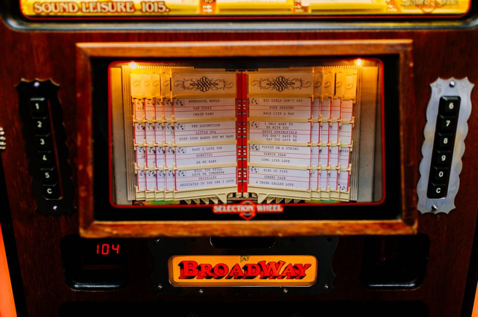 Wedding Juke Box