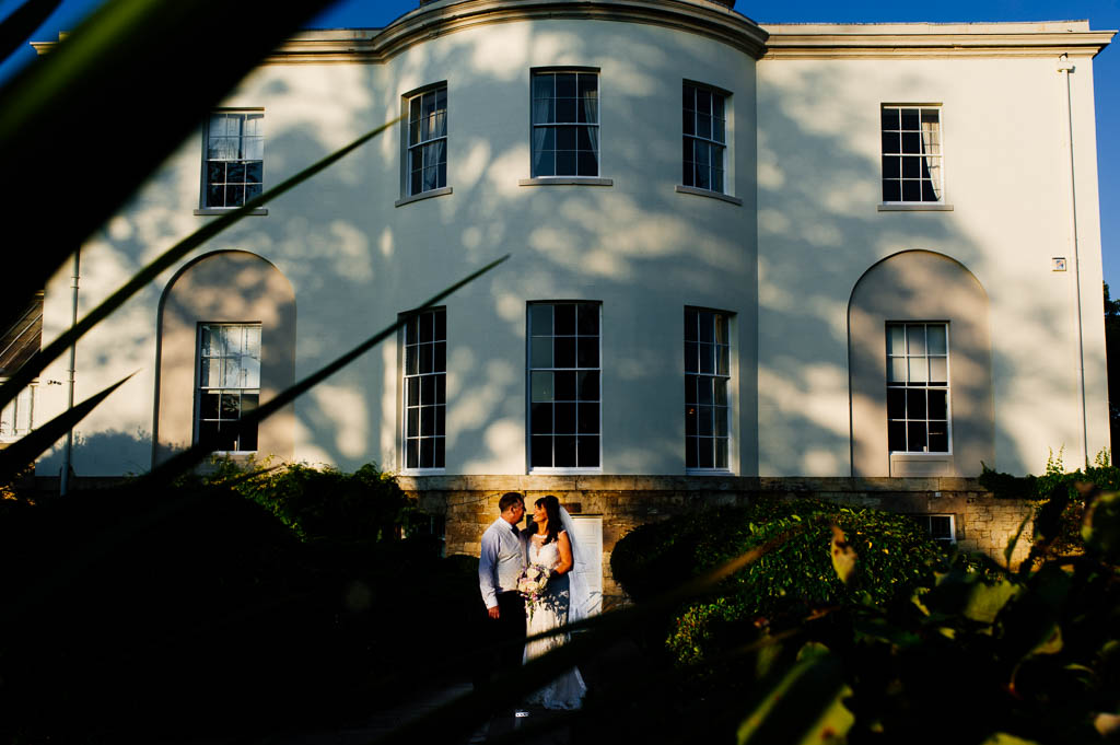 Wedding photography at Owston Hall