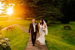 Owston Hall wedding