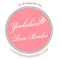 Featured on Yorkshire Rose Brides