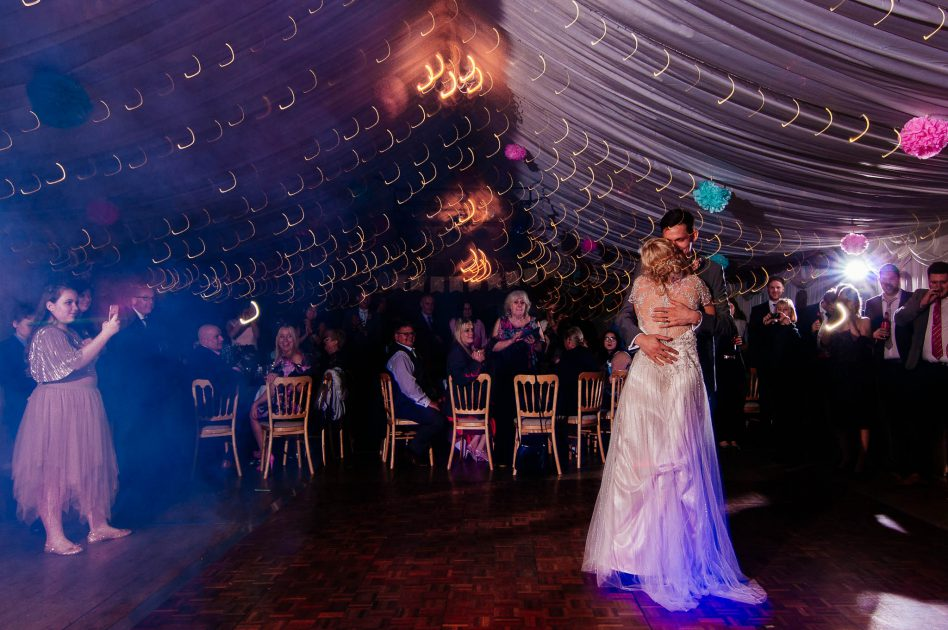 First dance at Fishlake Mill