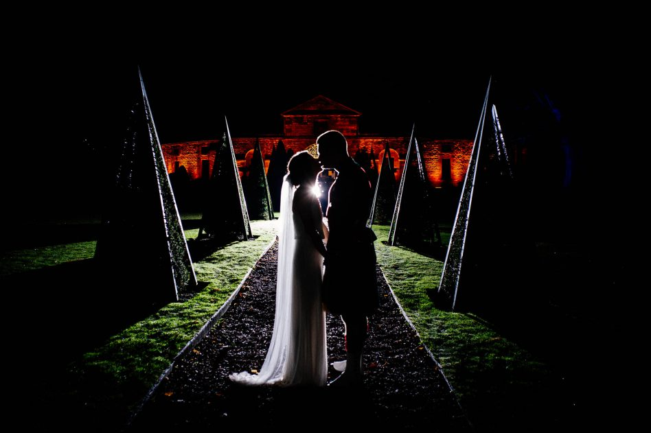 Prestonfield House wedding pictures
