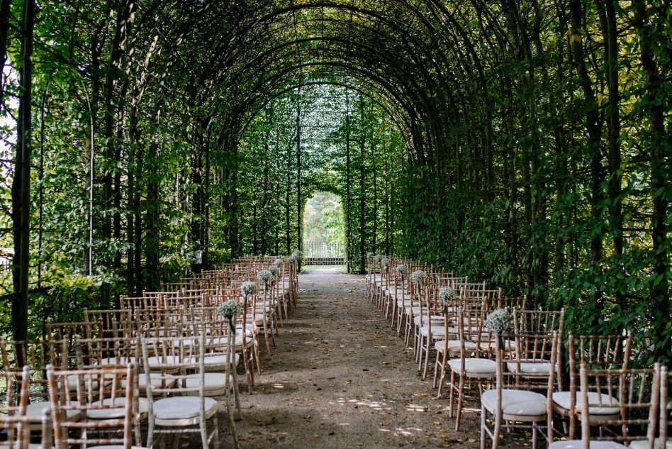 Alnwick Garden wedding venue