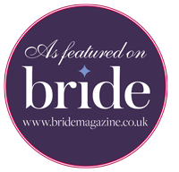 As featured on Bride