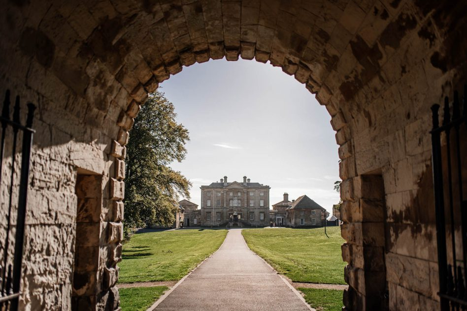 Cusworth Hall wedding venue in South Yorkshire
