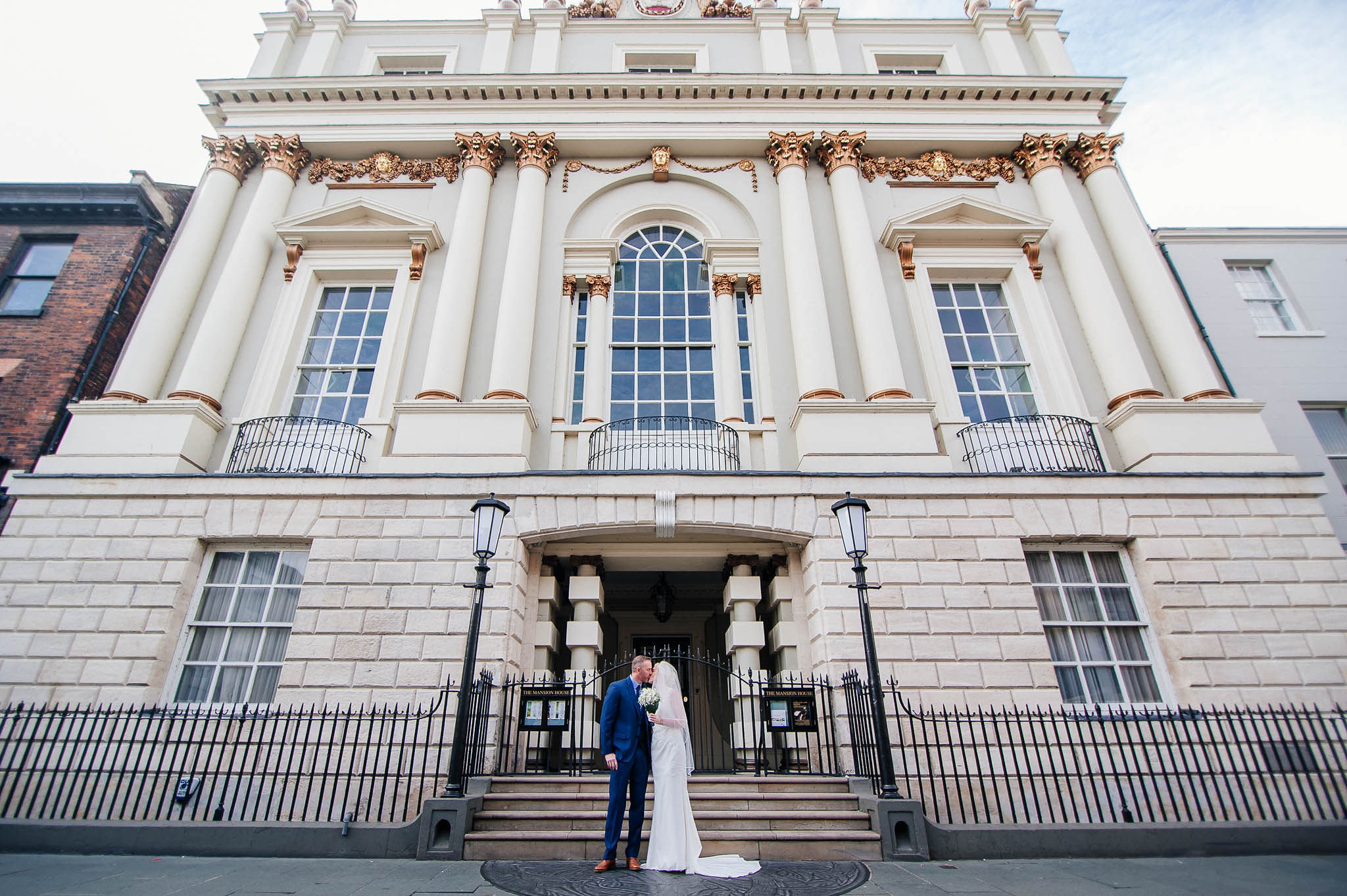 Doncaster Mansion House wedding