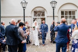 Doncaster Register Office Wedding