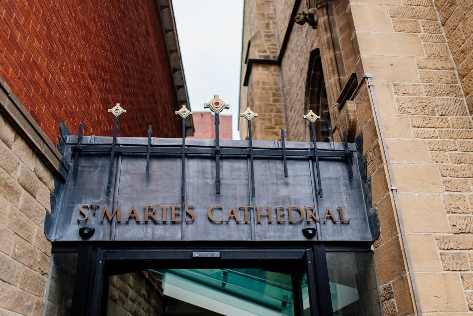 Cathedral Church Of St Marie in Sheffield