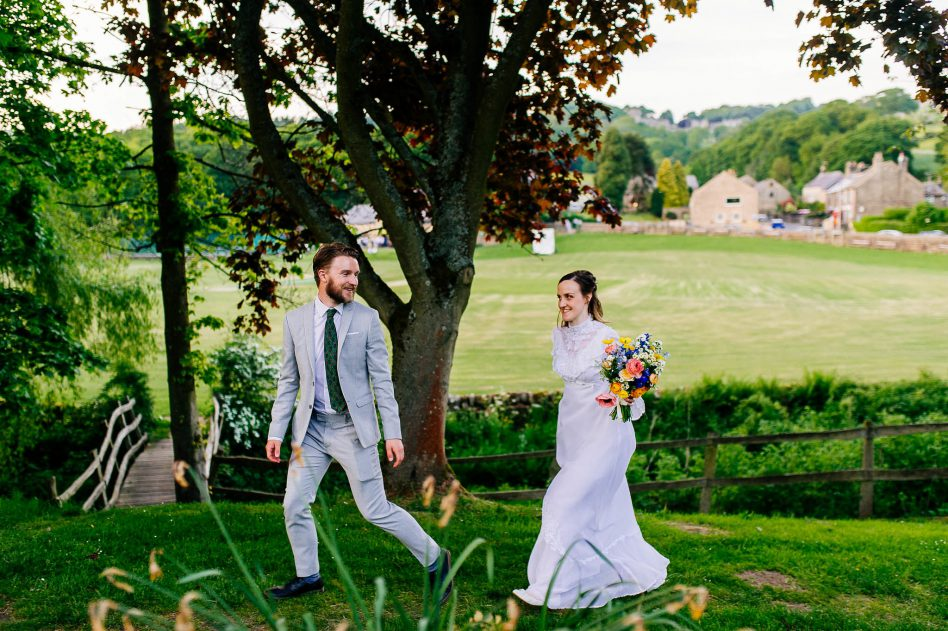 Bradfield Village Hall Wedding