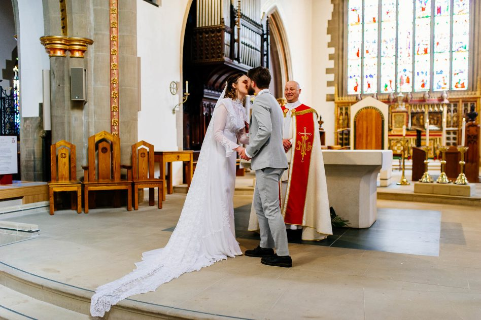 Stephanie and Alasdair's Sheffield wedding