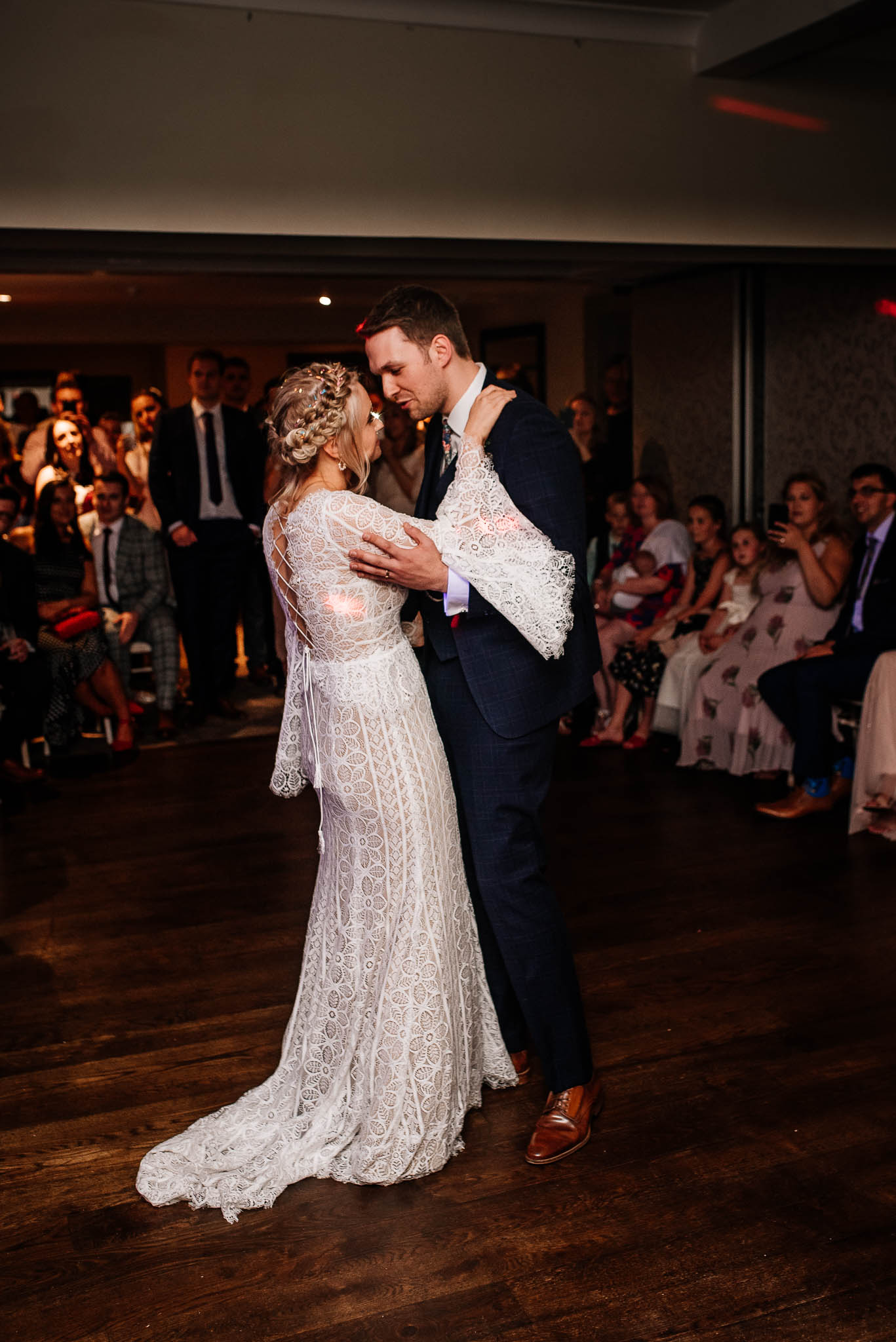 First Dance at Whirlowbrook Hall