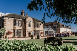 Rogerthorpe manor wedding venue