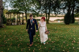 Rogerthorpe manor wedding photos