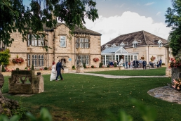 Rogerthorpe manor wedding day