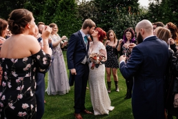 Rogerthorpe manor wedding venue in Pontefract