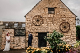Rogerthorpe manor wedding images