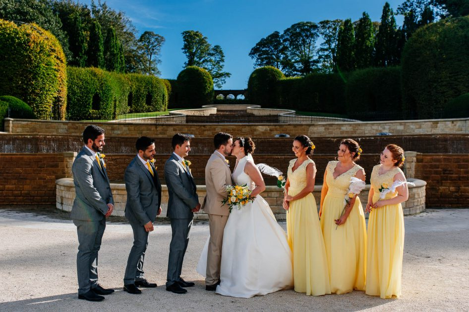 Wedding tips for great group photos