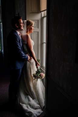 Owston Hall wedding photos inside